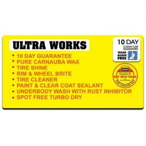 Ultra Works Car Wash